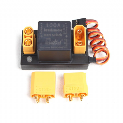 Electric Relay Switch for Auto Starter on DLE / EME two Stroke Petrol Engine